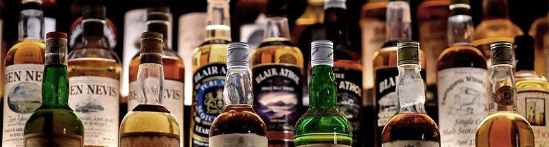 Крепкие алкогольные напитки лечение