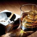 Сигареты и алкоголь